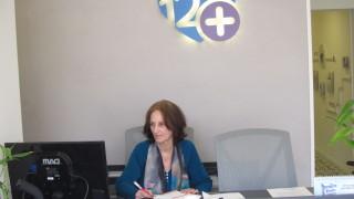 מזכירות מרפאה +12 - אלינא אוריאלי